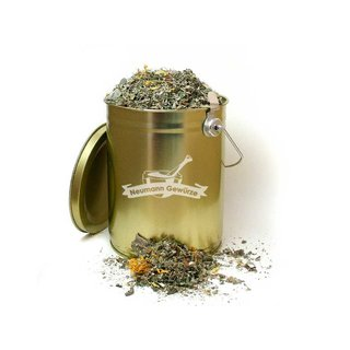 ALL ZEN - Feel light and free (digestive); 1 kg gold bucket (optional)